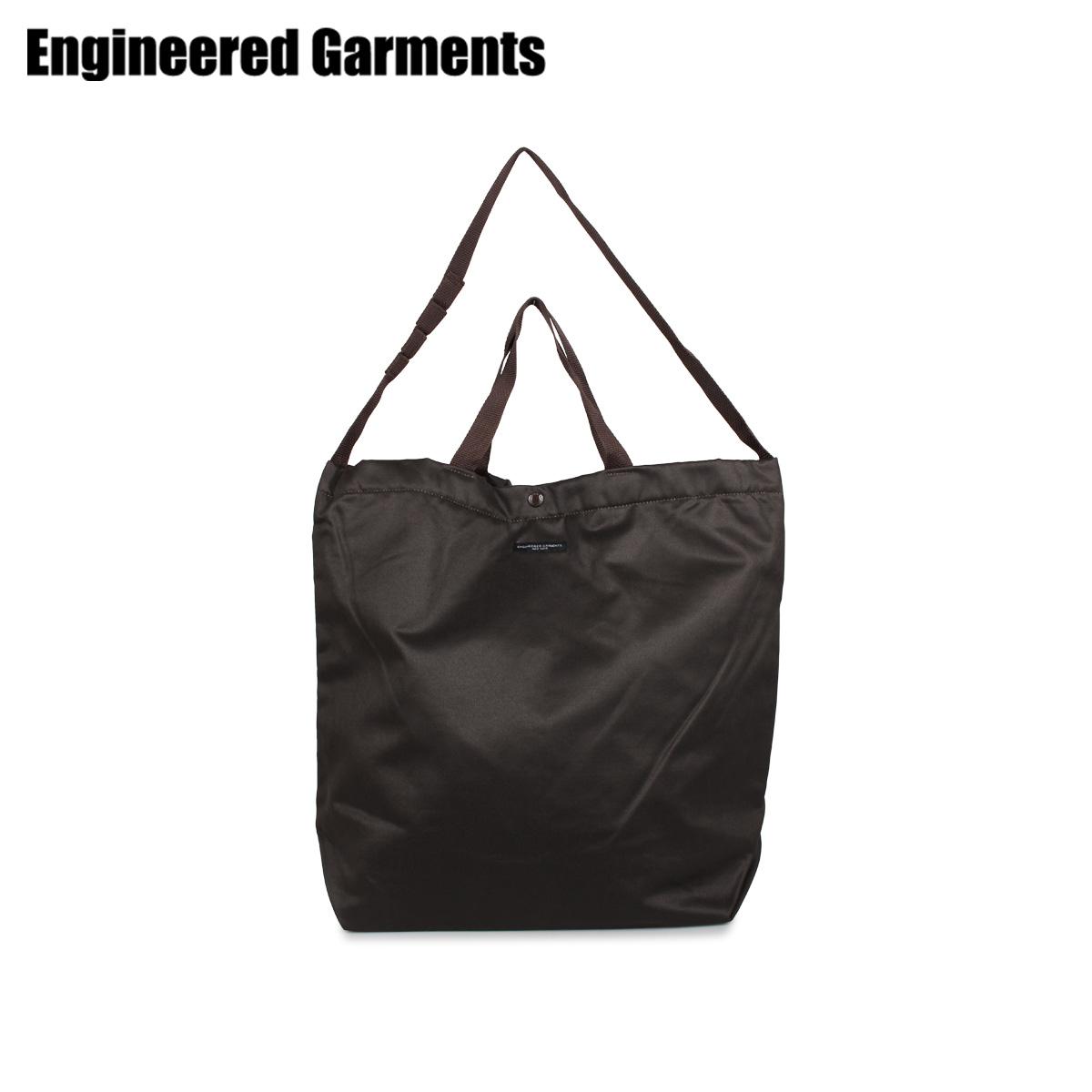 エンジニアドガーメンツ ENGINEERED GARMENTS バッグ トートバッグ ショルダー メンズ レディース 2WAY CARRY ALL TOTE ダーク オリーブ 20F1H015 [9/23 新入荷]