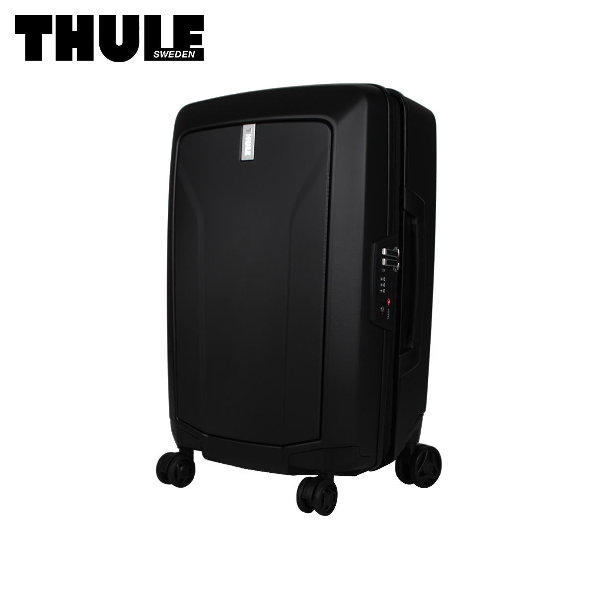 スーリー THULE バッグ キャリーケース キャリーバッグ スーツケース メンズ レディース 機内持ち込み 33L REVOLVE CARRY ON SPINNER ブラック 黒 3203921 [9月 新入荷]