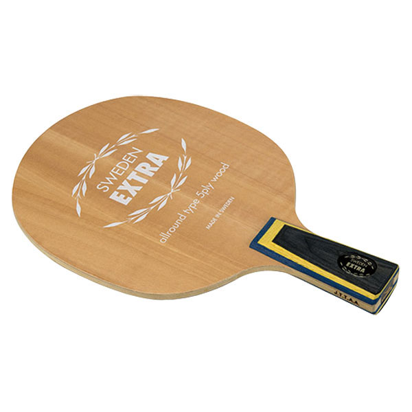 Yasaka Yasaka racket table tennis Sweden extra Chinese style (table tennis racket) [the target outside]