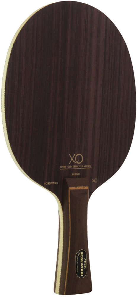 Stiga Rosewood XO Paddle Palace Source · STIGA table tennis shake racket ROSEWOOD XO MASTER rosewood