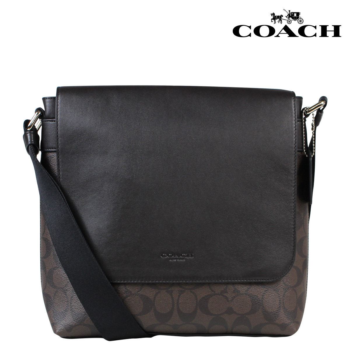 9799bec228 SneaK Online Shop: Coach COACH bag shoulder bag men messenger bag ...
