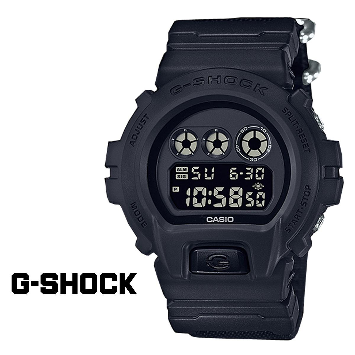 カシオ CASIO G-SHOCK 腕時計 ブラック DW-6900BBN-1JF 6900 ジーショック Gショック G-ショック メンズ