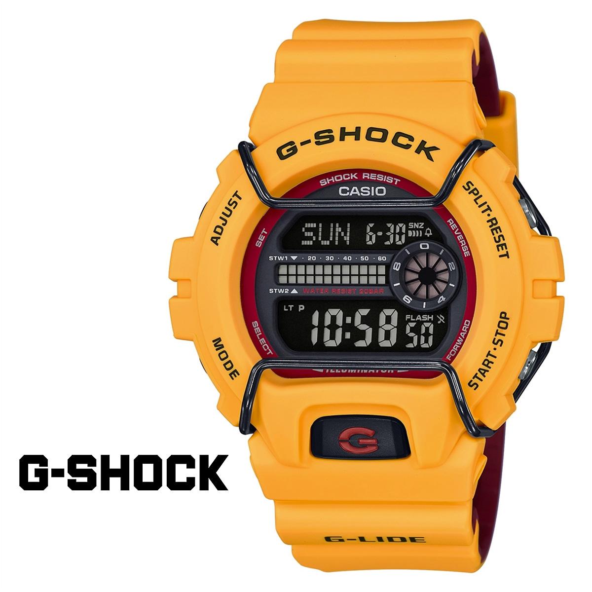 カシオ CASIO G-SHOCK 腕時計 GLS-6900-9JF ジーショック Gショック G-ショック メンズ
