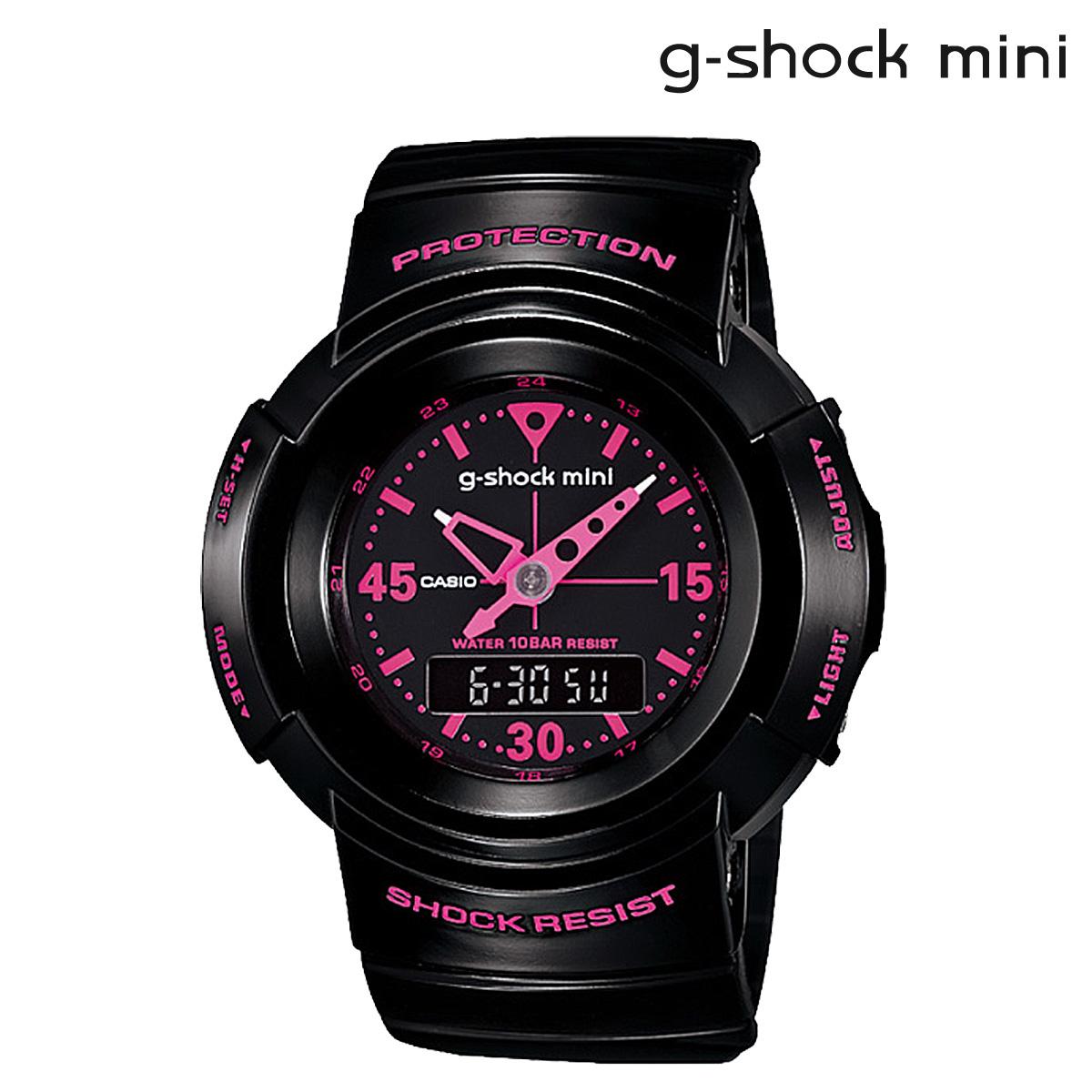 【最大2000円OFFクーポン】 カシオ CASIO g-shock mini 腕時計 GMN-500-1B2JR ジーショック ミニ Gショック G-ショック レディース