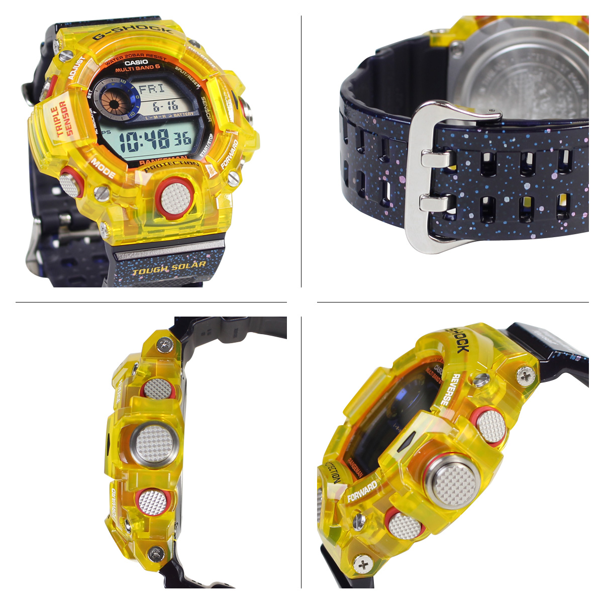 [SOLD OUT] Casio CASIO G-SHOCK range man 2017 watch GW-9403KJ-9JR ジーショック G-Shock G- shock yellow collaboration men [load planned Shinnyu load in reservation product 6/17 containing]