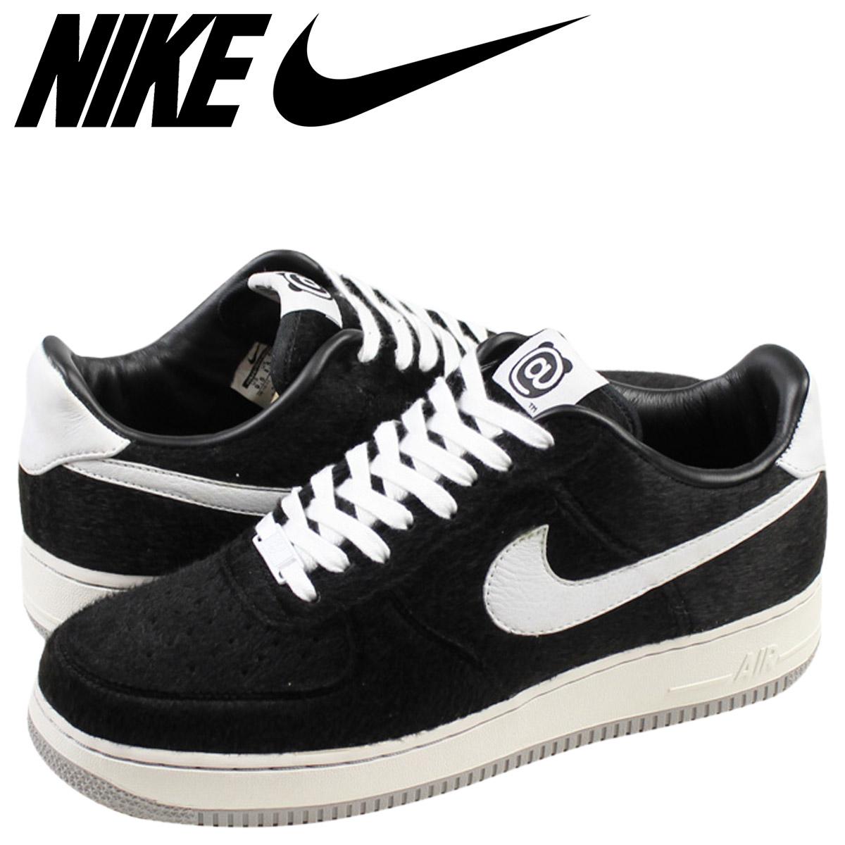 c46a823ca3a4  SOLD OUT  Nike NIKE air force sneakers AIR FORCE 1 LOW PRM TZ BEARBRICK air  Forson low premium be rbrcik MEDICOM 512518-090 black mens