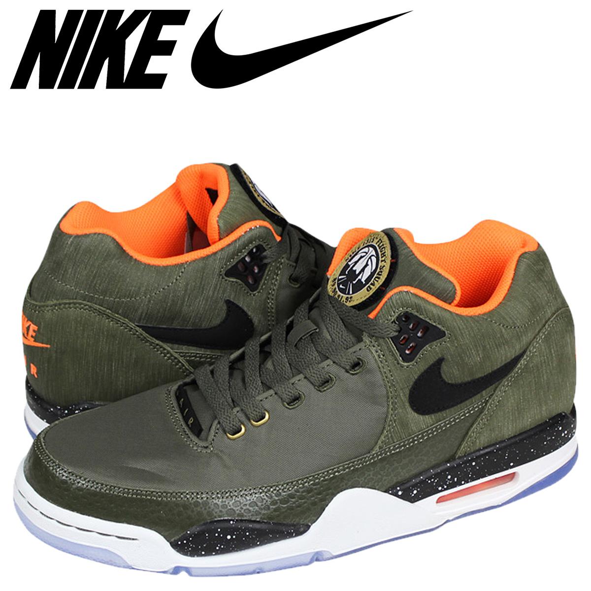 official photos 1febe 6c7f1 Nike NIKE flights quad sneakers FLIGHT SQUAD PREMIUM QS 679,249-200 olive  men ...