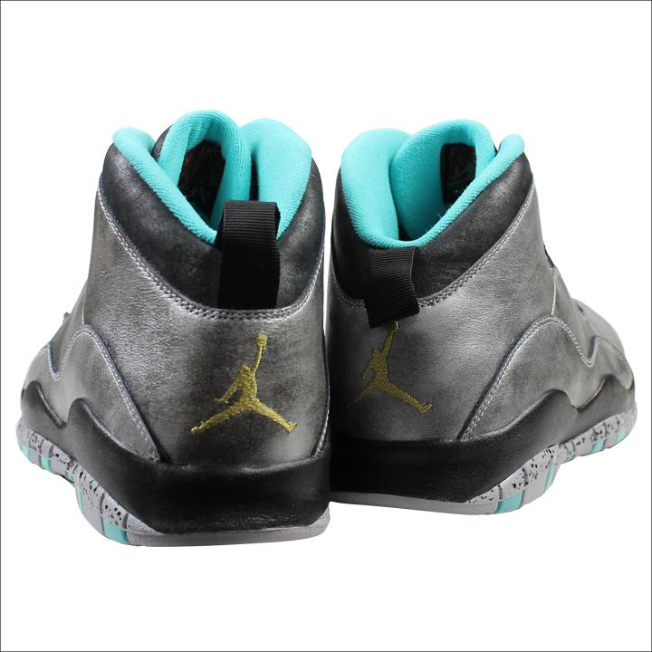 hot sales c36c0 c9585 Nike NIKE Air Jordan 10 nostalgic sneakers AIR JORDAN 10 RETRO LADY LIBERTY  lady liberty 705,178-045 dust metallic gold men