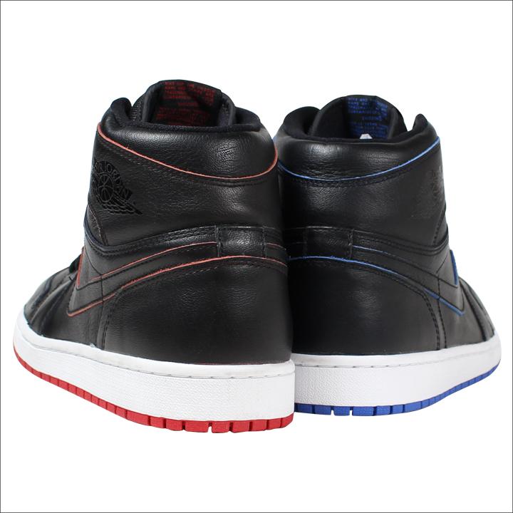 耐克NIKE SB空气乔丹运动鞋AIR JORDAN 1 653532-002黑色人