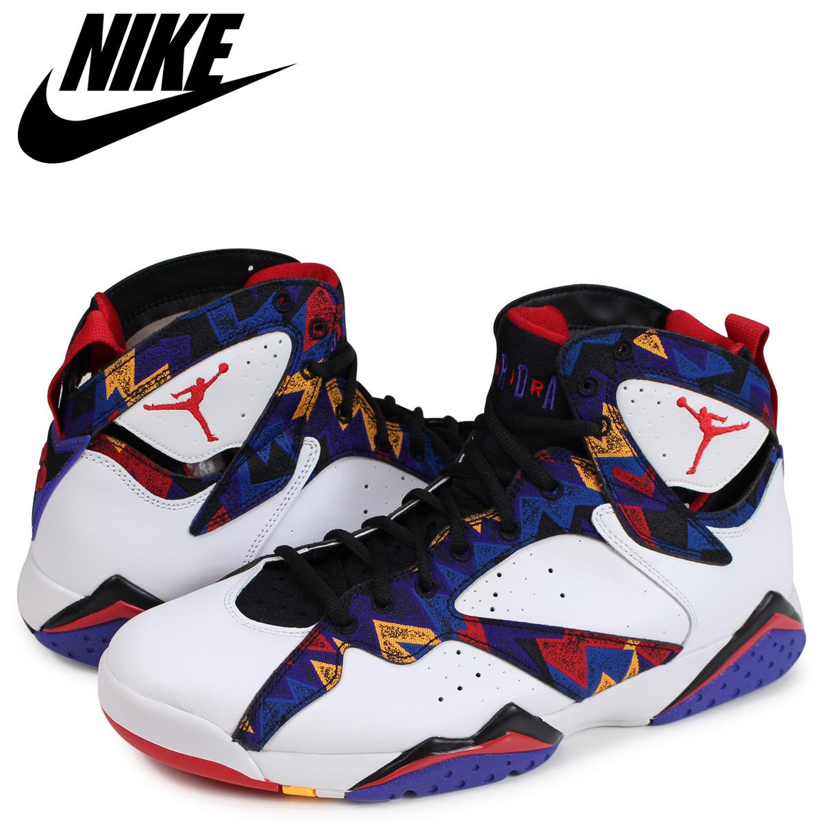 413f5567832504 NIKE AIR JORDAN 7 RETRO SWEATER Nike Air Jordan 7 nostalgic sneakers men  white 304