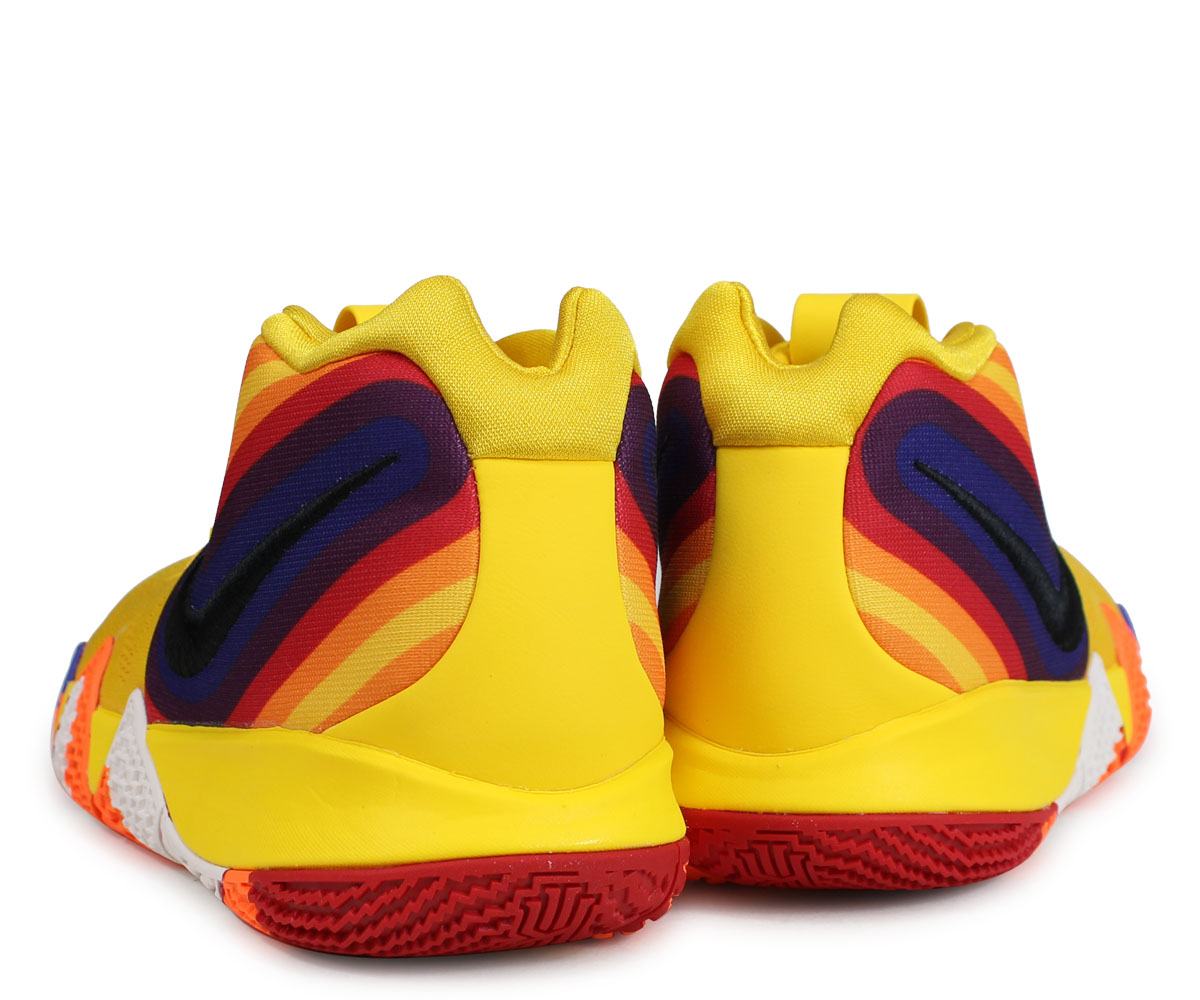 super popular f6c3b 4068c NIKE KYRIE 4 EP 70s DECADES PACK Nike chi Lee 4 sneakers men yellow  943,807-700