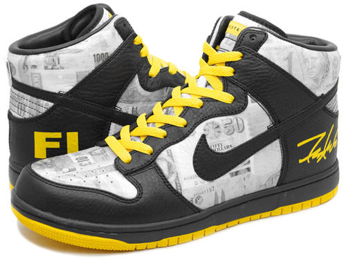 buy popular 77738 0ac48 Nike NIKE DUNK HIGH SUPREME TZ LAF