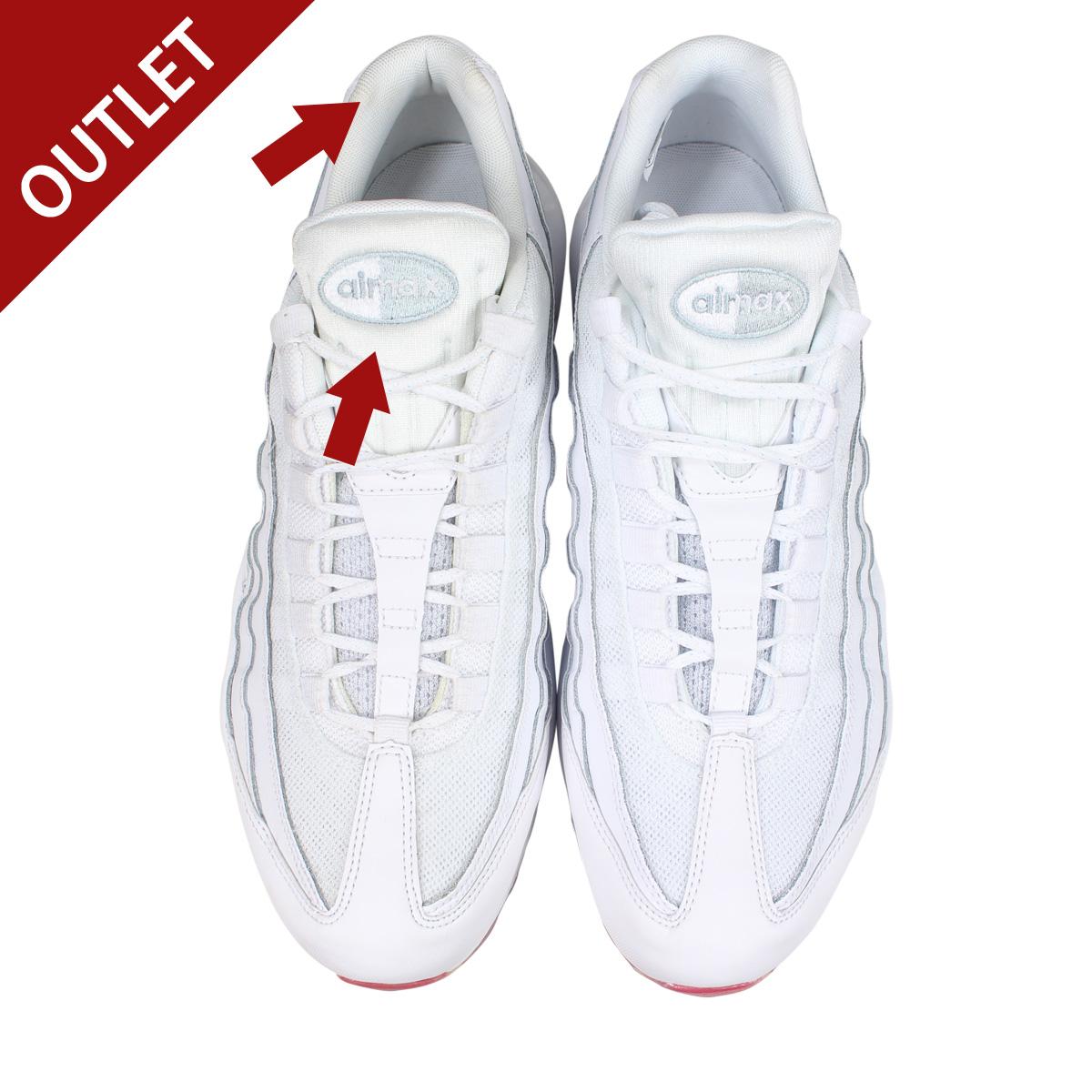 dc8f2274f7 ... Nike NIKE Air Max 95 sneakers men AIR MAX 95 white white AQ7981-100