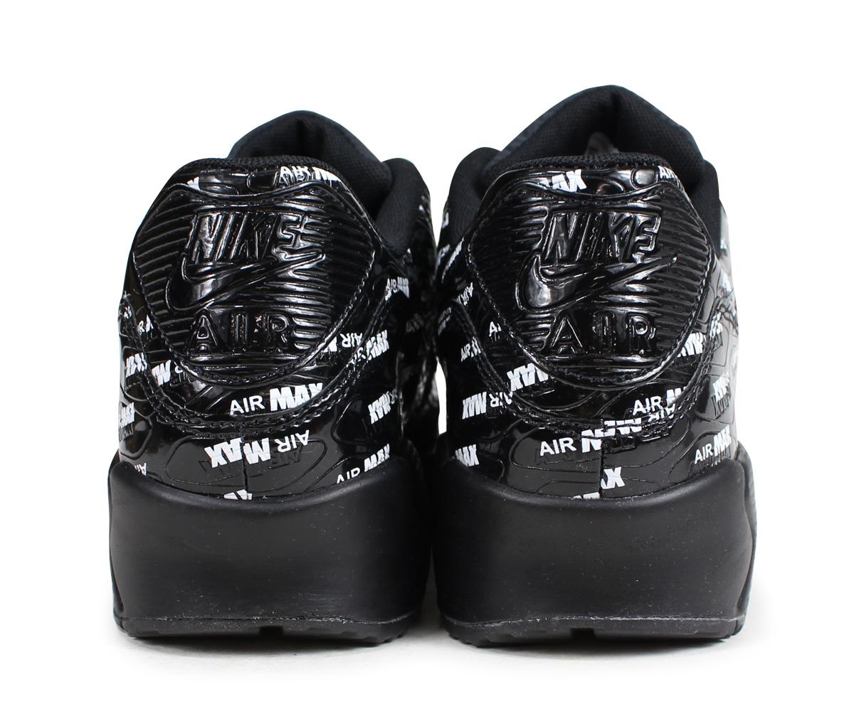 NIKE AIR MAX 90 PREMIUM Kie Ney AMAX 90 sneakers men gap Dis 700,155 015 black