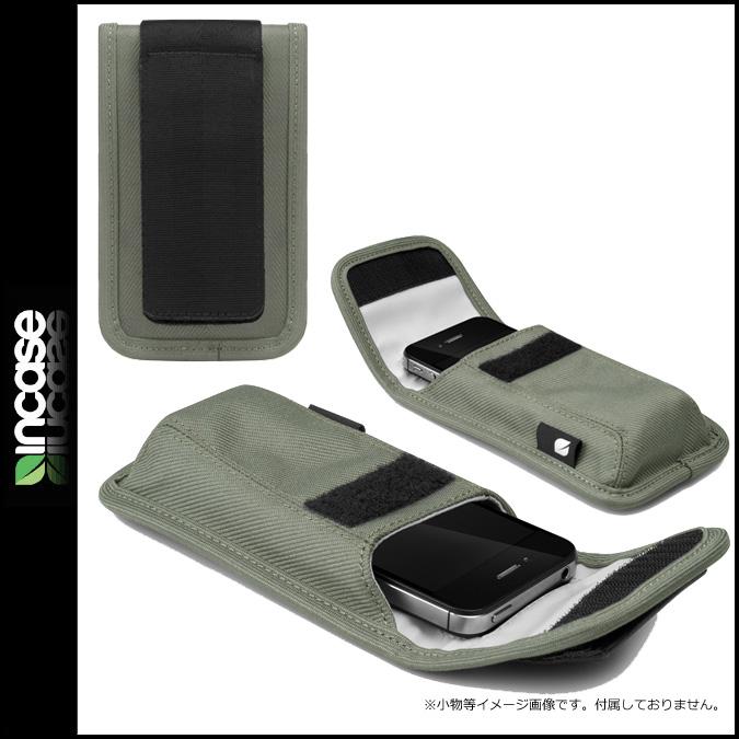 大便宜出售 ★ 点 2 x ★ 集范围 iPhone 情况以防铬滑块 INCASE [青苔绿色] CL55398 我电话案件范围集合男式女式中性 [常规] 10P01Feb14