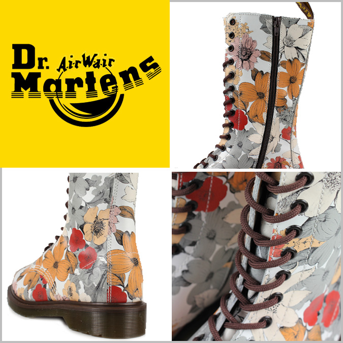 [SOLD OUT]博士马丁Dr.Martens 1B99 14礼堂长筒靴女士R14098270