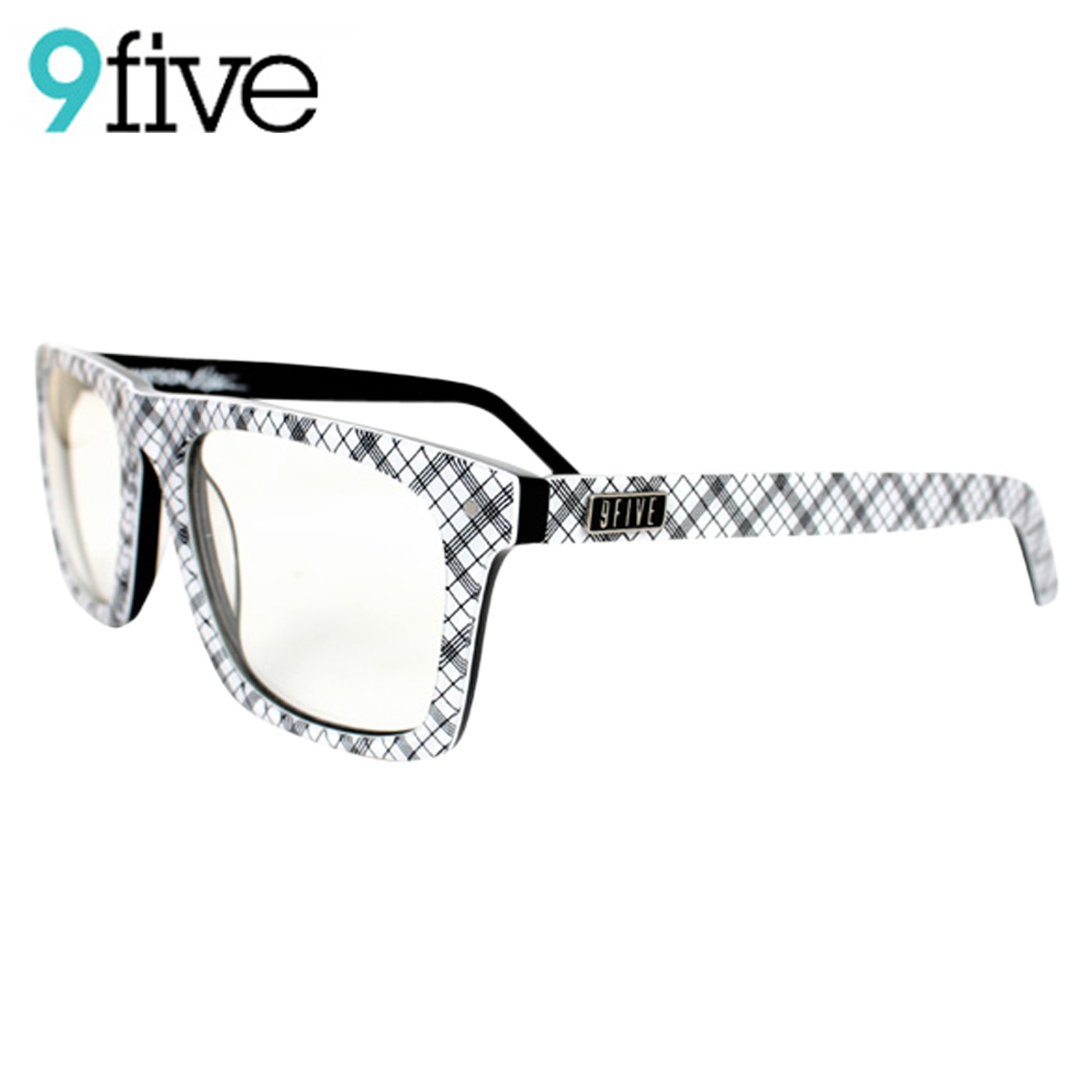 0005433fb2a SneaK Online Shop  Nine five 9FIVE sunglasses black white men gap ...