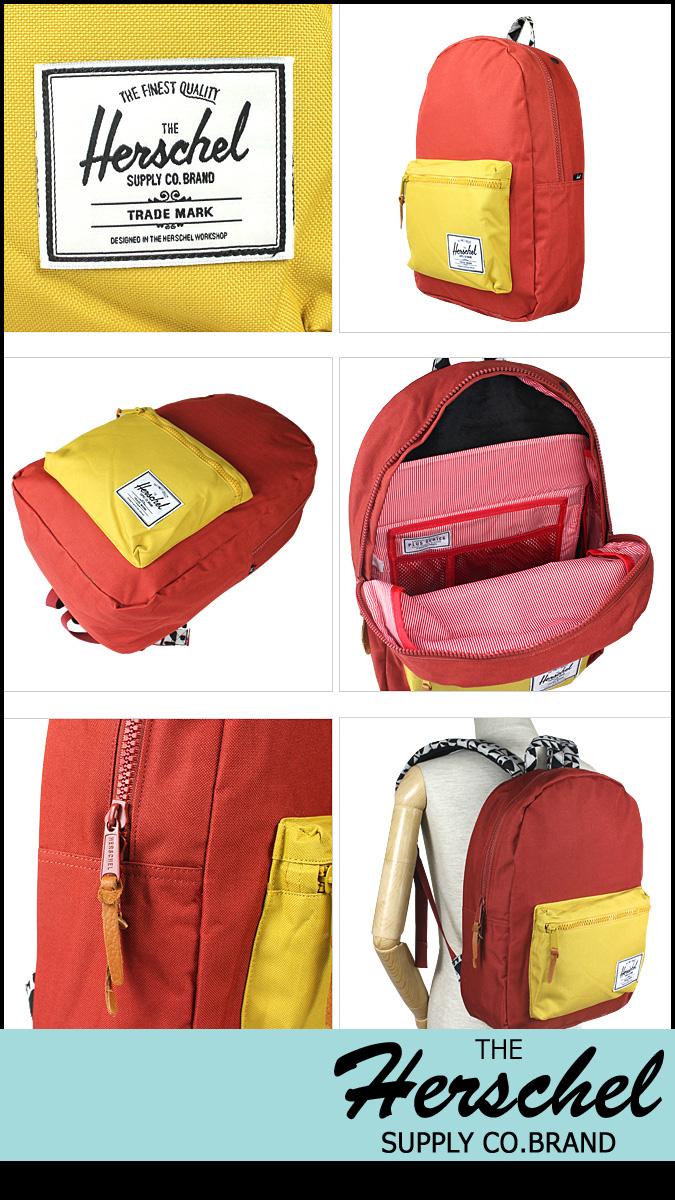 Herschel supply The Herschel Supply Co Brand backpack SETTLEMENT PLUS 10006  Luc mens 2aef05d5c97d2