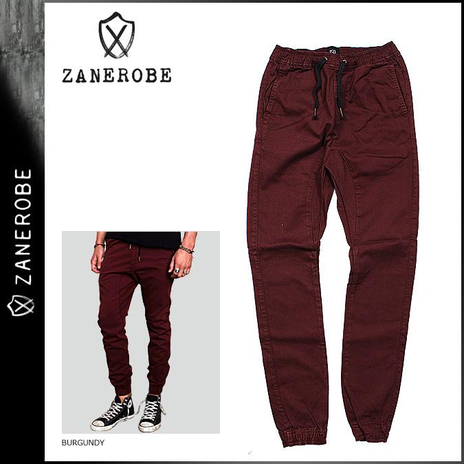 ゼンローブ ZANEROBE Chino pants [Burgundy] CHINO Chino pants men's [regular]