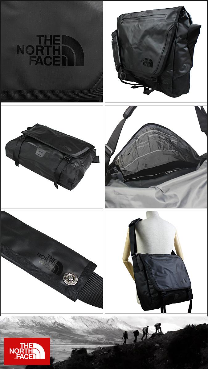 super service Neues Produkt 2020 North Face THE NORTH FACE messenger bag black A7KV BASE CAMP MESSENGER  LARGE men