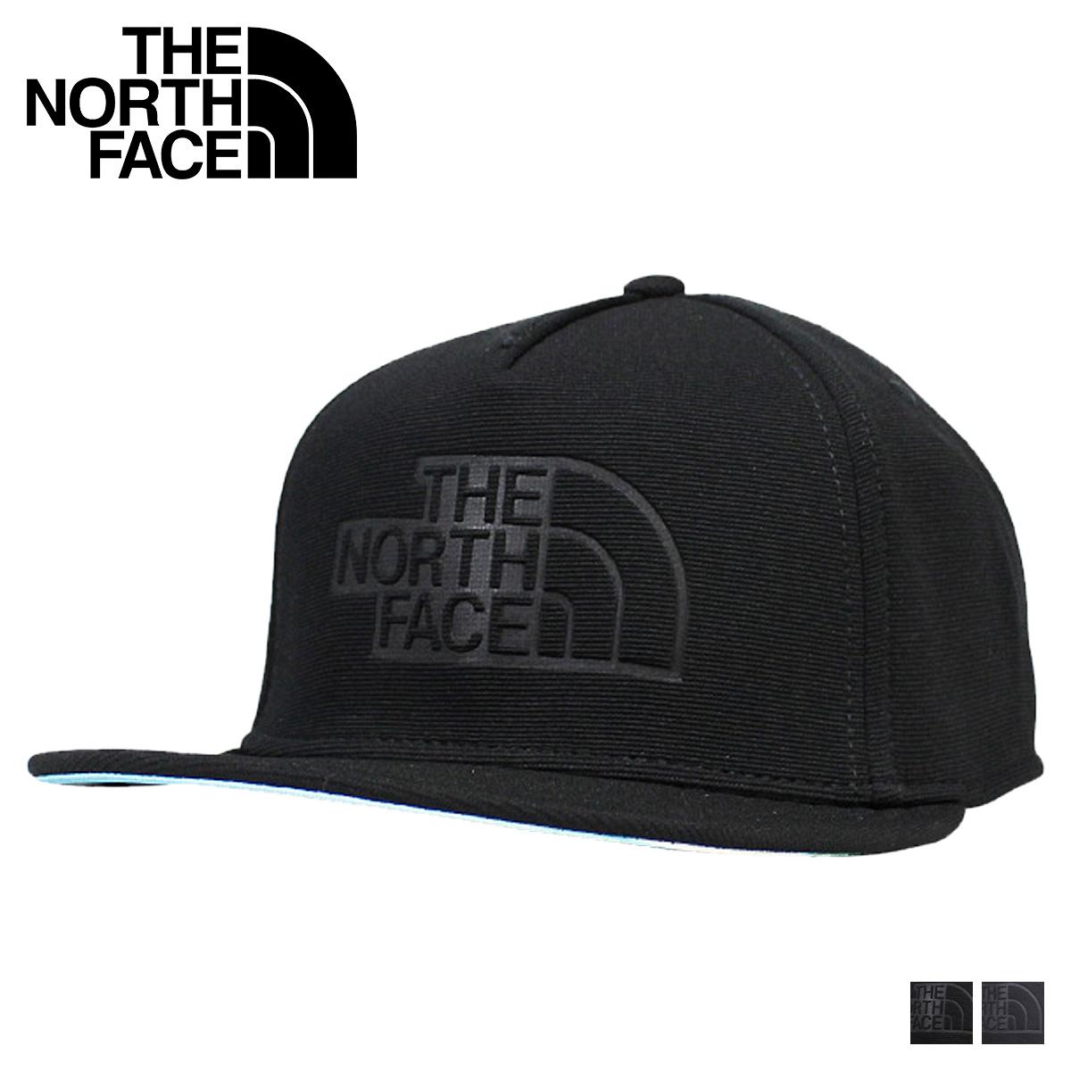 f01ddb27f North Face THE NORTH FACE cap hat A6W9 2 color HOUSTON FLAT BRIM men