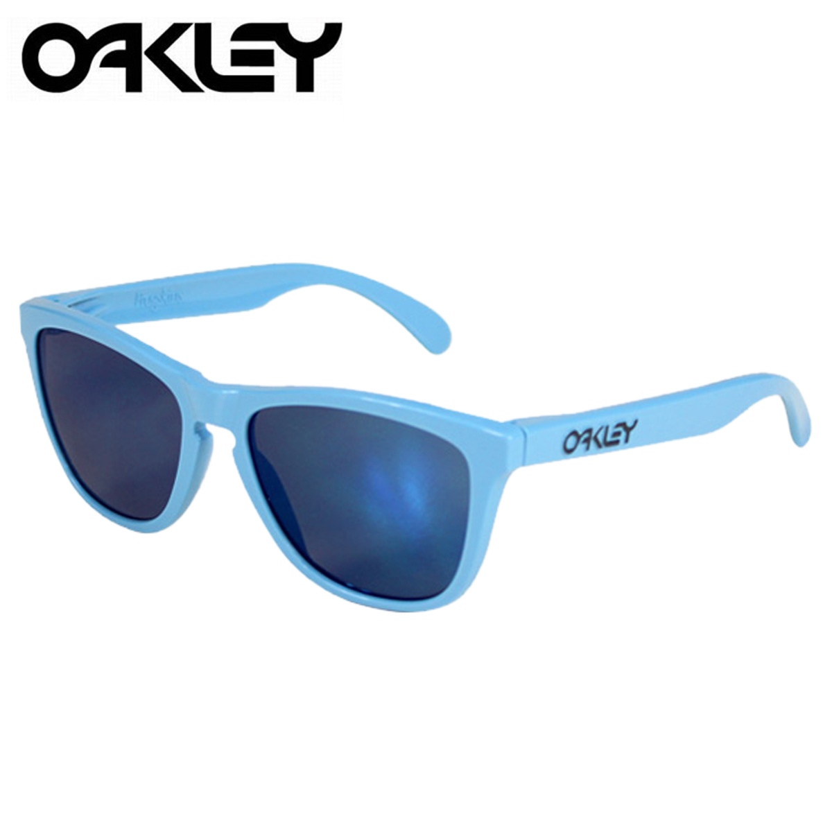 36e1d644b1 Oakley   ☆ FROGSKINS (SPECIAL EDITION HERITAGE FROGSKINS) ☆ Sunglasses    STYLE  9013-36. Visible light transmittance  10% UV transmittance :1.0%  below