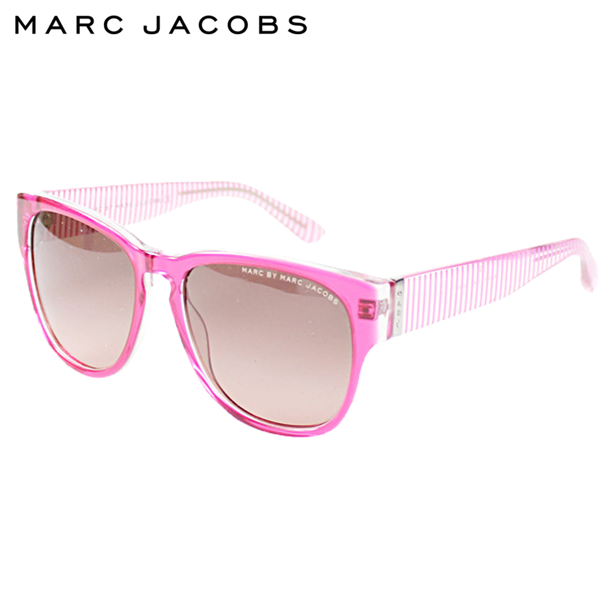 MARC BY MARC JACOBS   ☆ sunglasses ☆ CLEAR FRAME SUNGLASSES STYLE   MMJ230 S. PINK   pink 8b221bce4