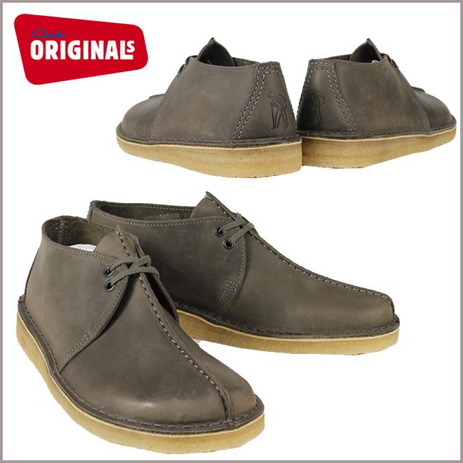 Clarks originals Clarks ORIGINALS デザートトレック 77969 DESERT TREK men's leather crepe sole