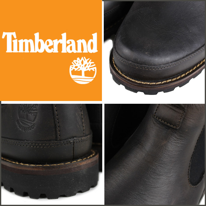 Timberland Timberland Earthkeepers Chelsea boots 21560 Earthkeepers Chelsea Boot oil leather mens DARK BROWN