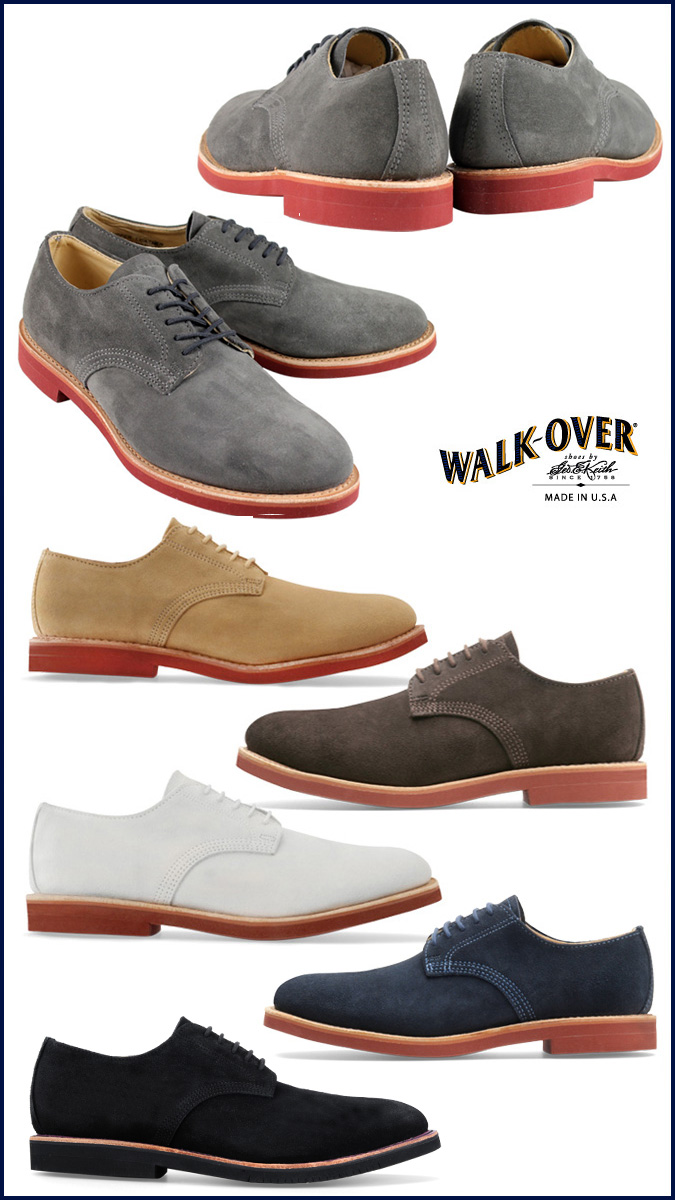 Walk-over WALK OVER plain shoes W32095 W32205 W32098 WM0001 W32096 R00103 DERBY men