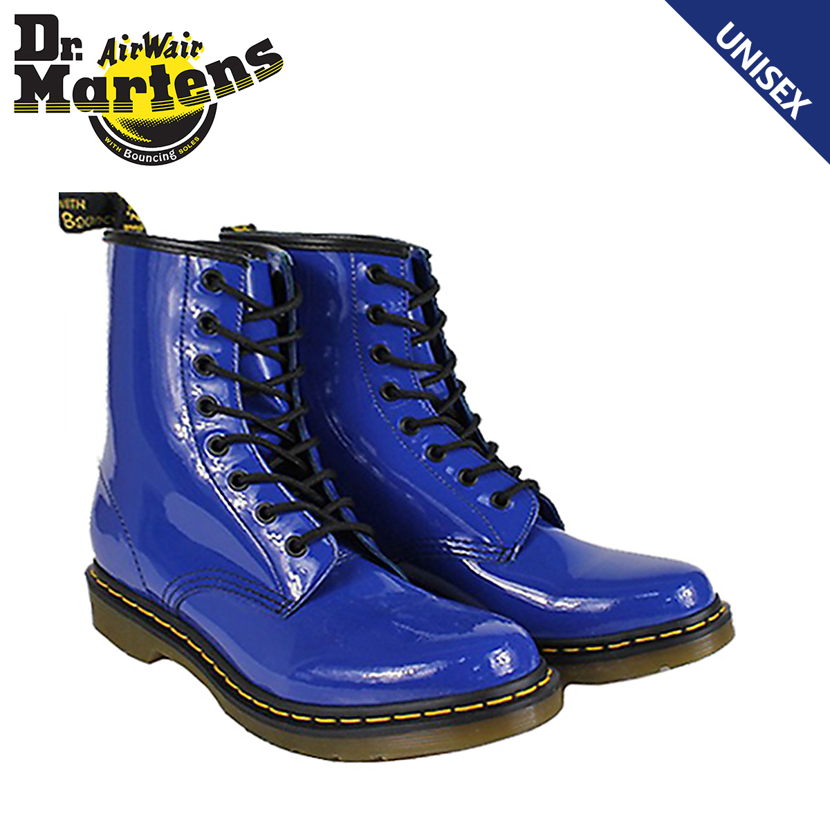 ドクターマーチン 8ホール 1460 レディース Dr.Martens ブーツ WOMENS 8EYE BOOT R11821409 メンズ