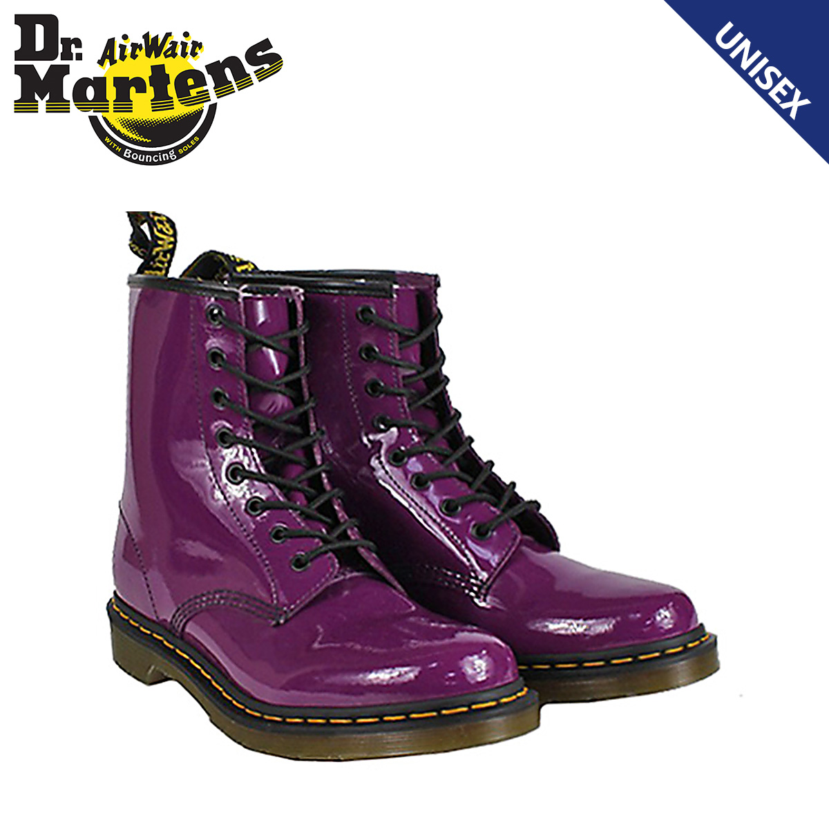【最大2000円OFFクーポン】 ドクターマーチン 8ホール 1460 レディース Dr.Martens ブーツ WOMENS 8EYE BOOT R11821512 メンズ