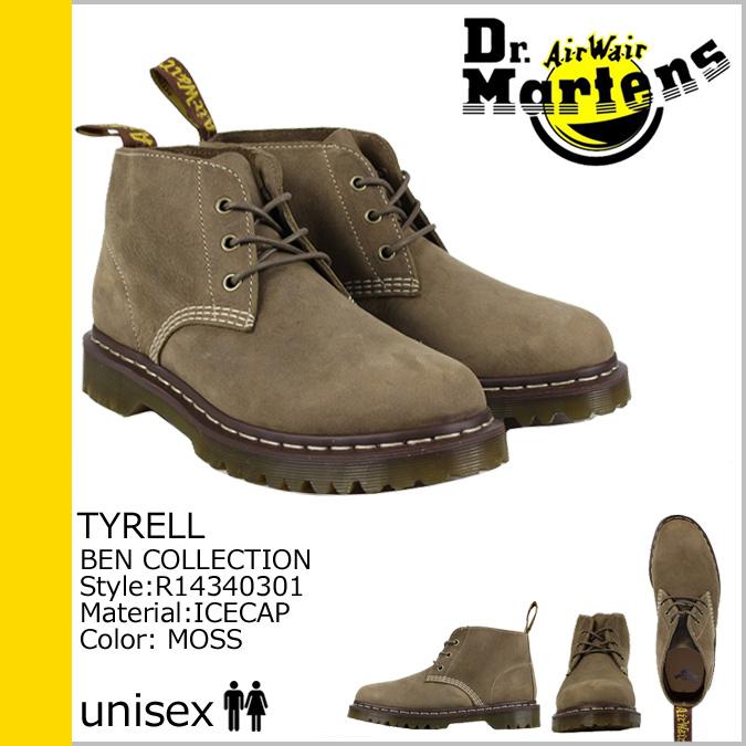 Dr. Martens Dr.Martens 3 hole desert boots R14340301 TYRELL 3EYE DESERT BOOT nubuck men's women's
