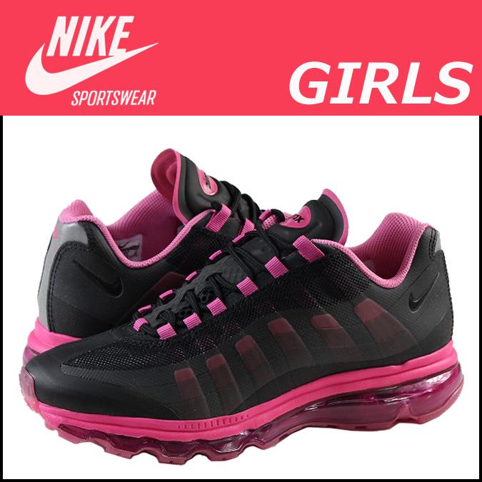sale retailer d1346 00a79 nike air max 95 junior black ocean