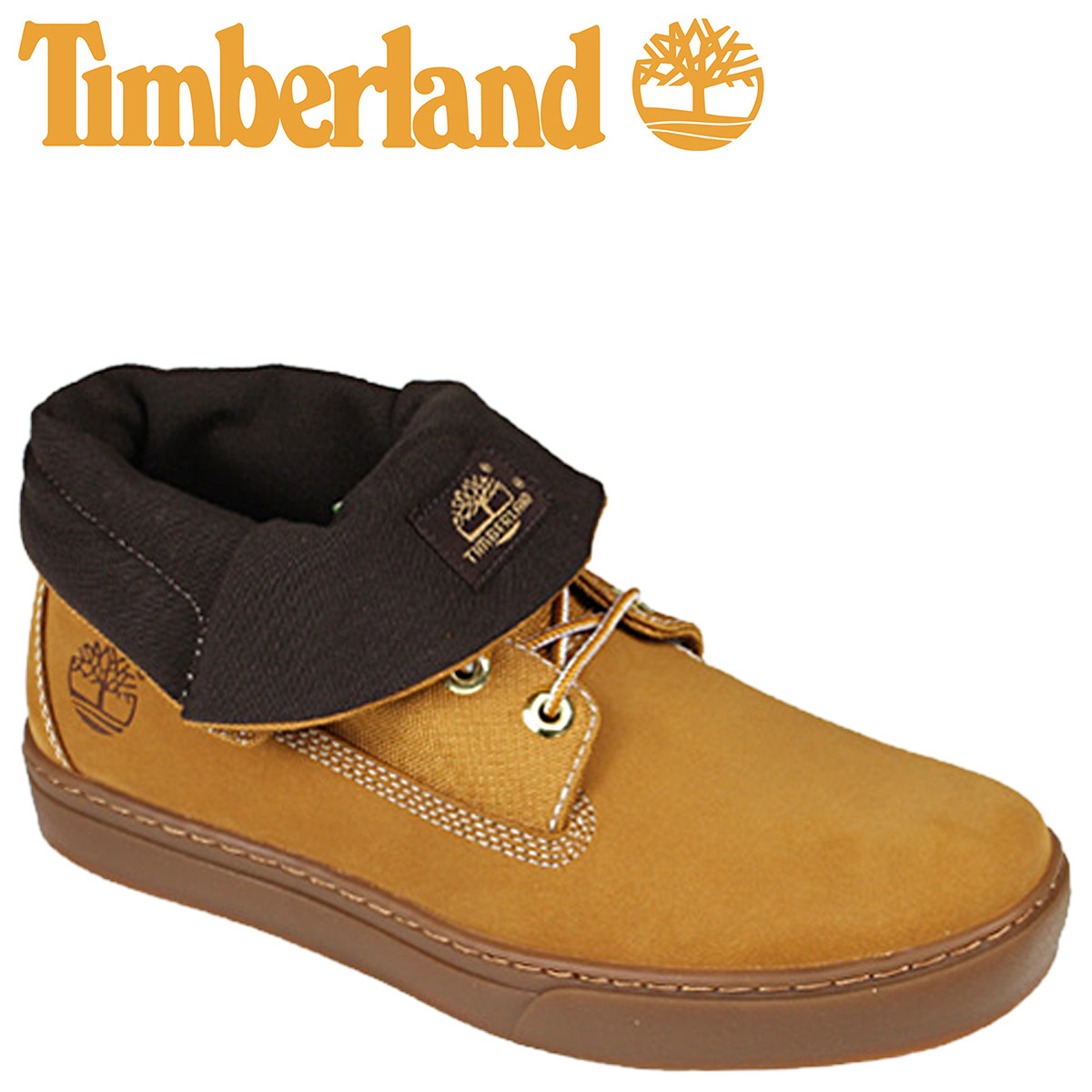timberland roll top waterproof boots