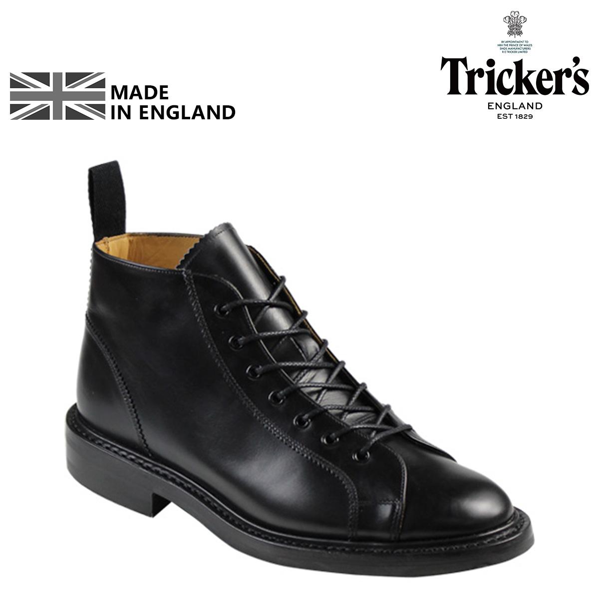 トリッカーズ Trickers モンキーブーツ MONKEY BOOT M6077 5ワイズ メンズ