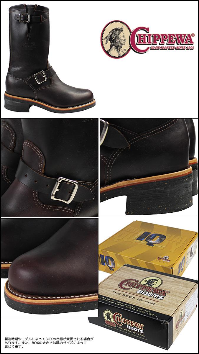 奇珀瓦奇珀瓦男装 11 英寸普通脚趾工程师靴子 11 英寸平原到工程师 1901 米 49 E 聪明的马臀