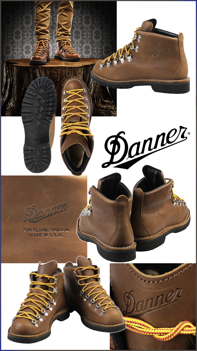 [SOLD OUT]Danner Danner山灯长筒靴MOUNTAIN LIGHT TIMBER 30876 EE WISEMEN