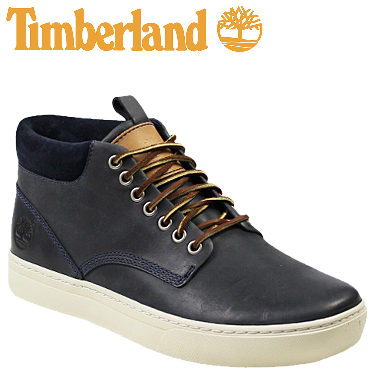 SOLD OUT  Timberland Timberland Earthkeepers adventure cupsole chukka  rolltop  Navy  EARTHKEEPERS ADVENTURE CUPSOLE CHUKKA leather men s 5917R   regular  265a2d922