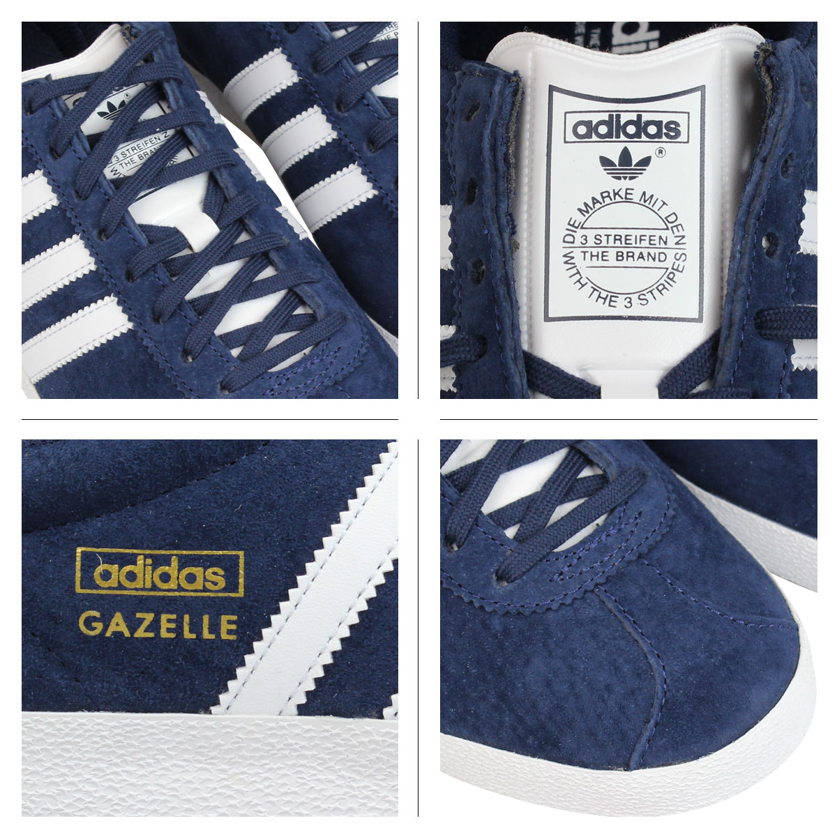 gazelle original adidas