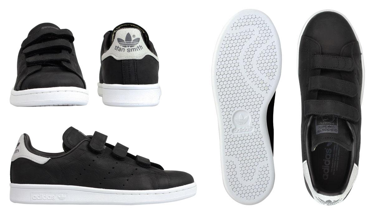 adidas originals stan smith 2 womens Black