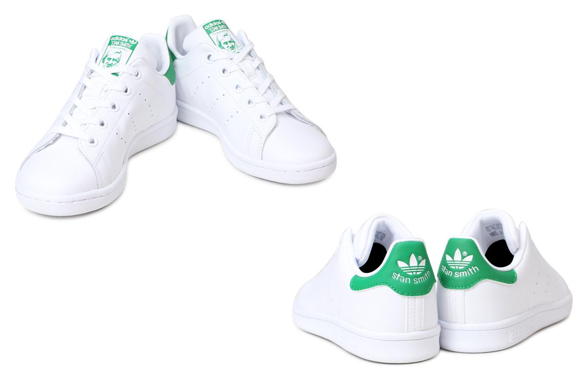 new product 8b512 7f6a4 Adidas originals Stan Smith kids adidas Originals sneakers STAN SMITH EL C  BA8375 BA0694 white
