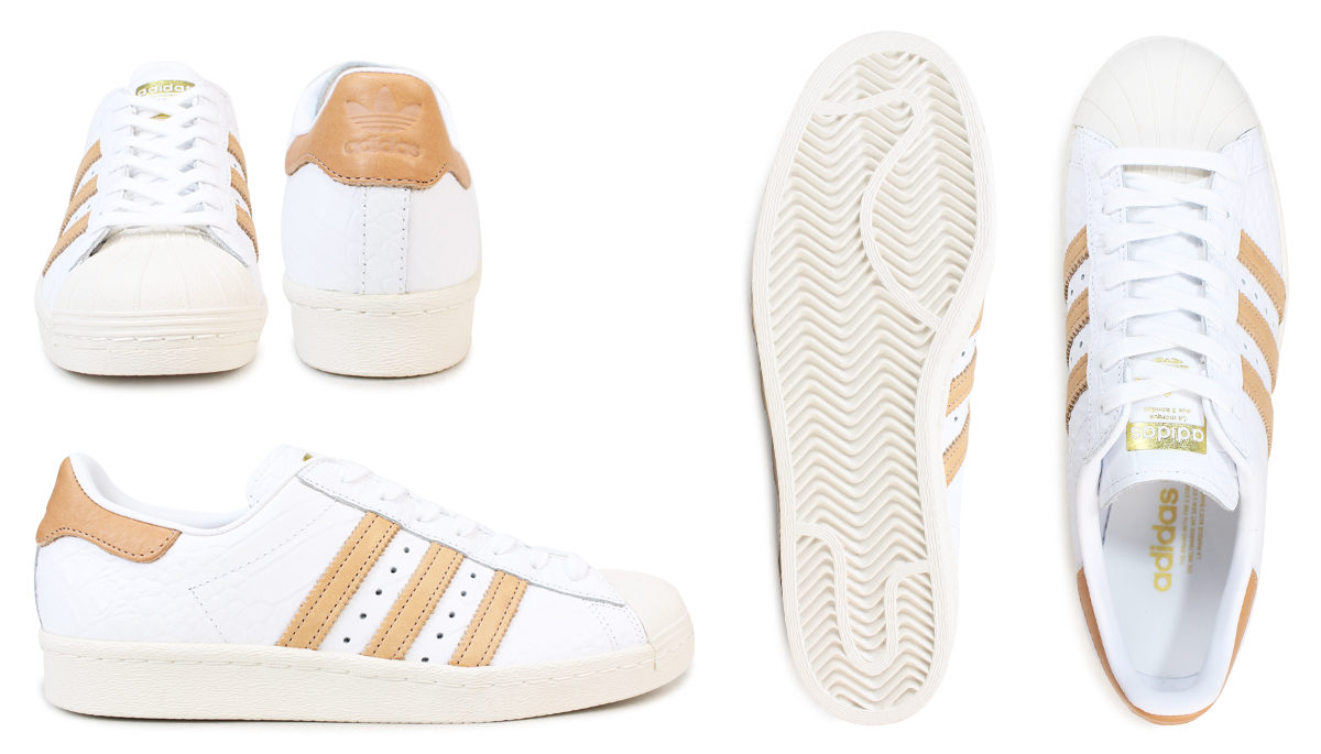 Adidas superstar 80s adidas originals sneakers SUPERSTAR 80S men BB2228  BB2229 shoes originals [3/