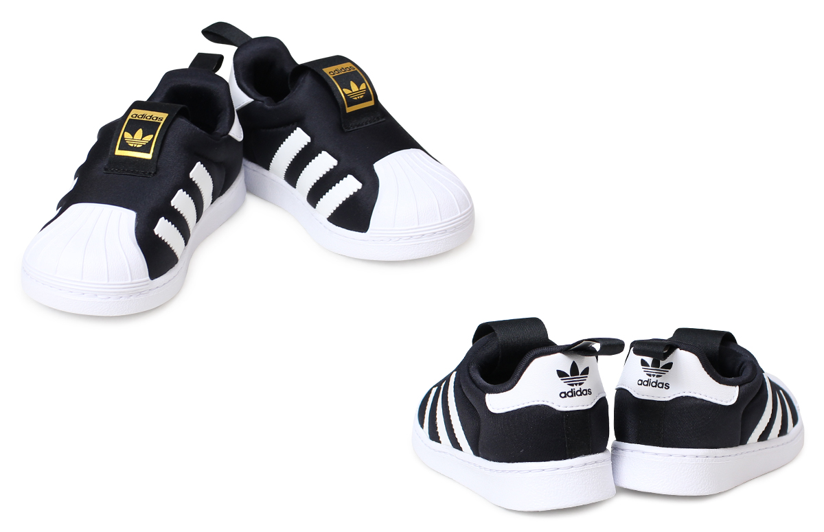 [up to 2,000 yen OFF coupon] Adidas superstar kids baby sneakers adidas  originals SUPERSTAR