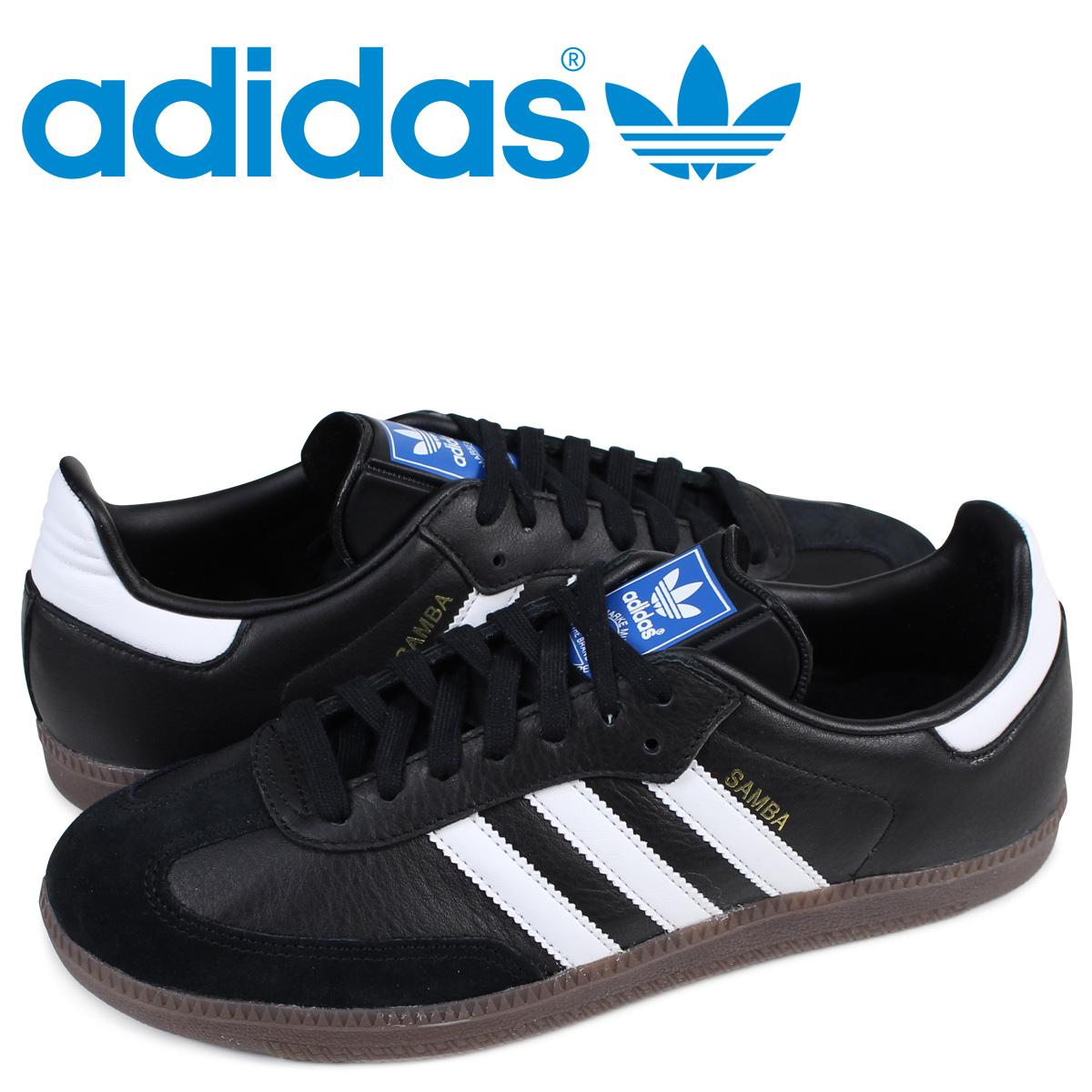 b68bc97bd4 Adidas samba adidas originals sneakers SAMBA men BZ0058 shoes black  originals  1 30 Shinnyu load