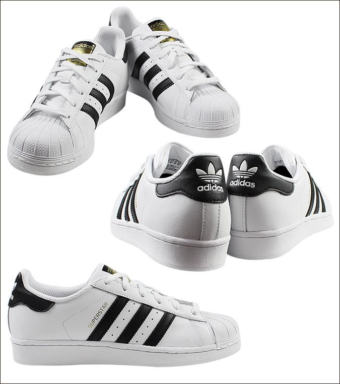 buy popular 4cf61 d3c61 Adidas originals superstar Lady s adidas Originals sneakers SUPERSTAR J  C77154 white
