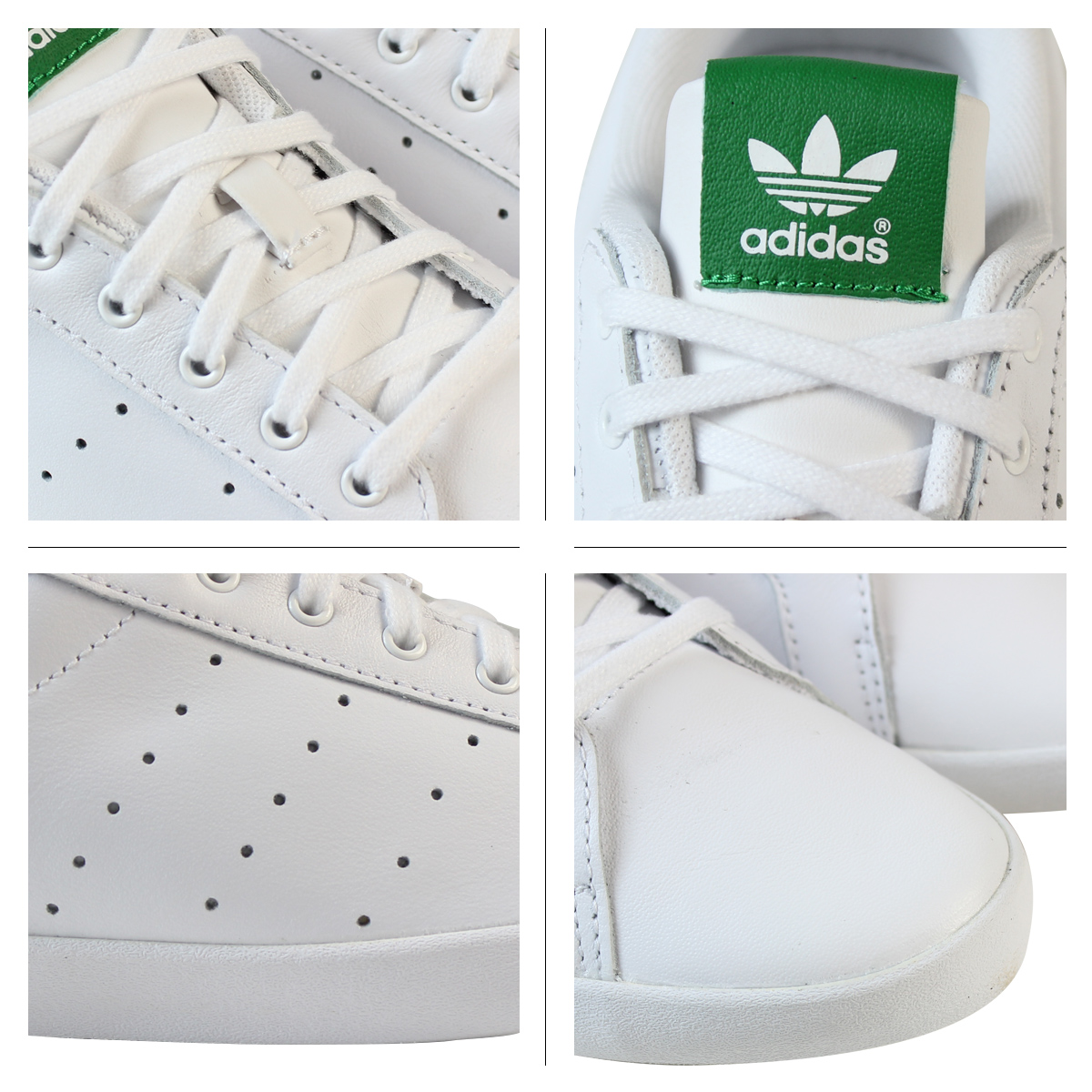 Adidas originals adidas Originals STAN SMITH sneakers Stan Smith leather men's M20326 White x Red [8 / 14 back in stock] [regular]
