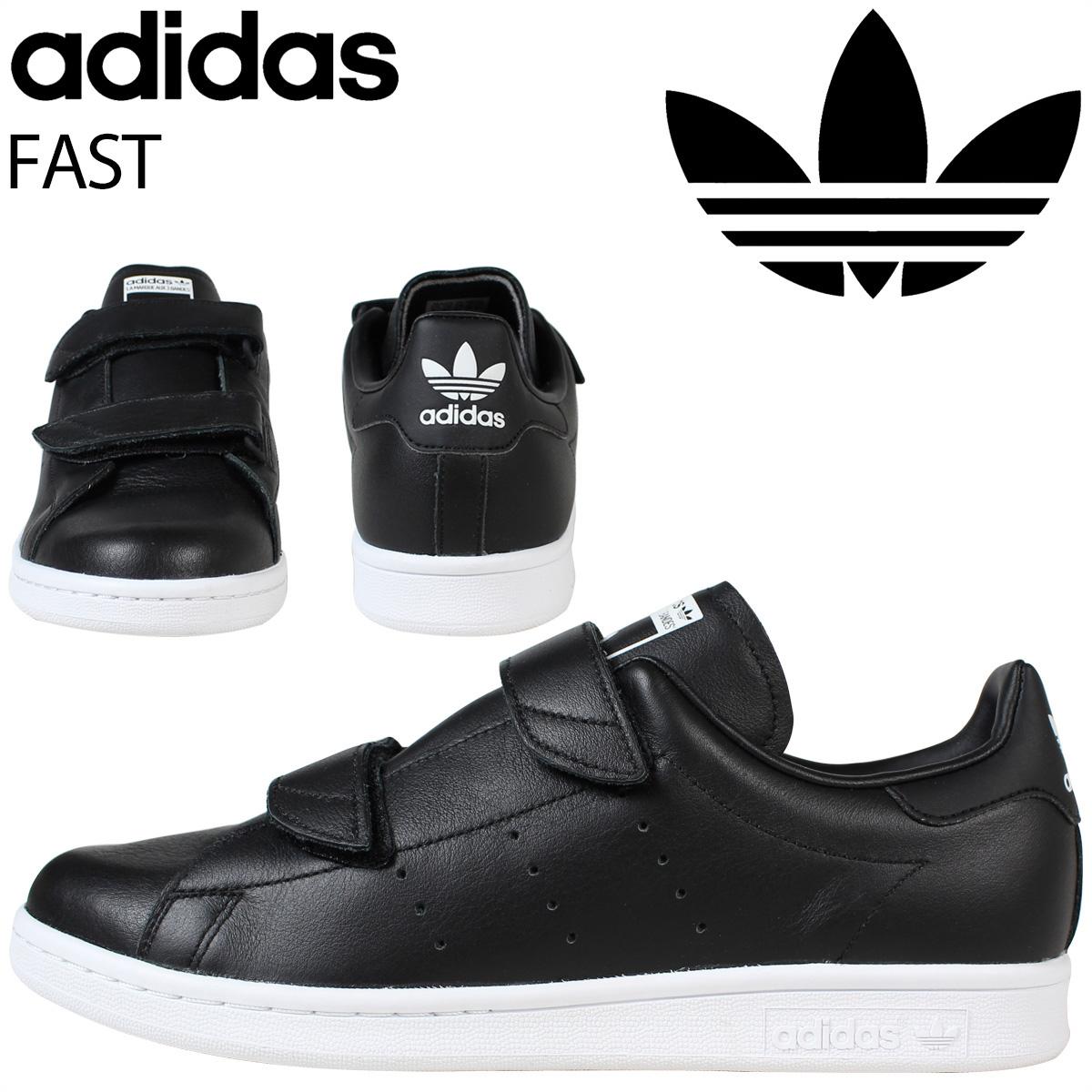 アディダス オリジナルス ファスト adidas Originals スニーカー FAST メンズ S80133 ブラック