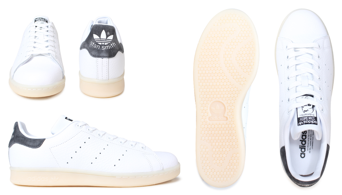 Adidas Stan Smith adidas originals sneakers STAN SMITH men S82255 shoes white [2/15 Shinnyu load]
