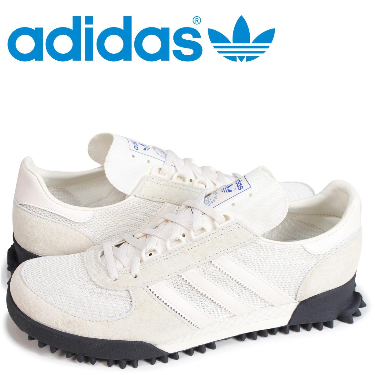 アディダス オリジナルス マラソン adidas Originals スニーカー MARATHON TR メンズ AQ1004 オフホワイト